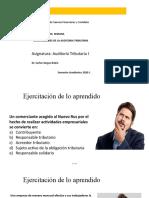 AUDITORIA TRIBUTARIA I 2020-I