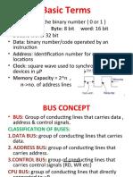 mp basic terms
