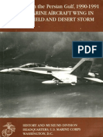 U.S. Marines in the Persian Gulf 1990-1991 The Third Marine Aircraft Wing in Desert Shield and Desert Storm