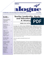 Dialogue Spring 2005