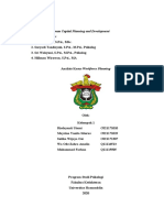 Kelompok 1- Work Force Planning