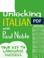 Unlocking Italian with Paul Noble_ Use What You Already Know ( PDFDrive )