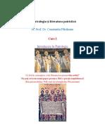 Patrologie-Curs 1-Introducere