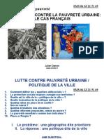 POLITIQUE DE LAVILLE1