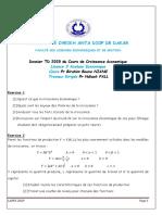 Dossier TD croissance _2020_Semestre 6