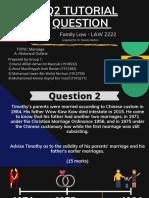 Q2 Marriage (Tuto Quest)