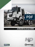 Astra HD9 6444 6x4 EURO5