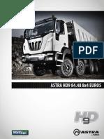 ASTRA HD9 8448 8x4 EURO5