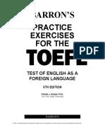 Barrons TOEFL Listening Comprehension Exercise 1-30.docx