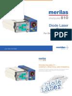 Meridian Merilas 810 Brochure