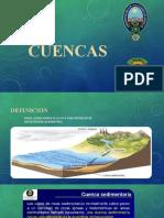 CUENCAS - CUENCAS PETROLIFERAS TEMA 4