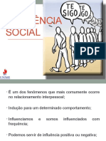 Influência SOCIAL (1).pptx