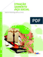 Administração e Planejamento em Serviço Social