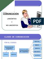 comunicacion linguistica y no linguistica