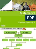 Clase 14 Circunferencia y círculo II