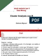 Laboratorio cluster R