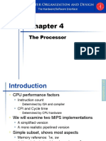 chapter 4 the processor