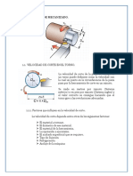 Parametros de Mecanizado (1)