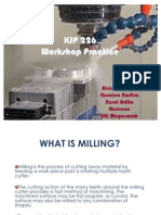 What is Milling?