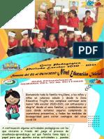 Guia Pedagogica Educacion Inicial Semana Del 02 Al 06-11-2020
