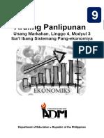 AP9_Q1_Mod3_Ibat-Ibang-Sistemang-Pang-Ekonomiya_Version3.docx