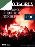 Revista Provisória Edição Mensal - Outubro 2020