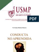 CONDUCTAS NO APRENDIDAS.pptx