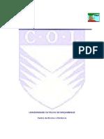 Modulo didáctica III