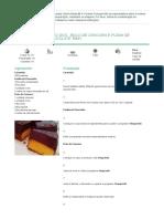 Mundo de Receitas Bimby - Bolo Duo - Bolo de Cenoura e Pudim de Chocolate - 2014-09-17 (1)