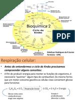 Material Bioquimica 2 - ciclo de krebs