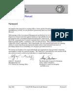 Financial Internal Audit