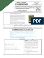 Guía Académica 10° - No. 3 - IV Periodo