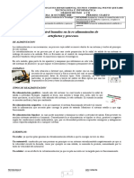 GUIA 5 DECIMO RE ALIMENTACION DE ARTEFACTOS TECNOLOGICOS SEMANA 15