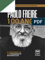Paulo Freire 100 Anos