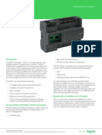 MP-C - SmartX IP Controller Specification Sheet