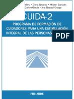 PROGRAMA DE FORMACIÓN DE CUIDADORES - CUIDA 2