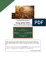 Doing Global Ethics