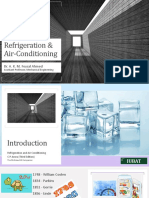 Refrigeration and air condition