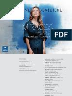 digital booklet - mirages