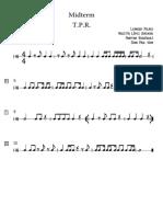 Proyecto de ritmos