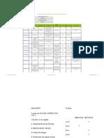 Modelo para presentar informe de auditoria -1