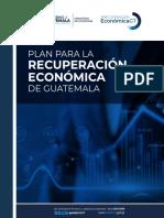 recuperación económica plan