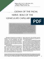 facialnervehemangioma