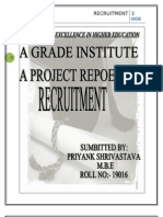 18307294--Project-report-on-Recruitment-