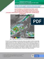 Recomendaciones del Ideam sobre el huracán ETA en el Caribe colombiano
