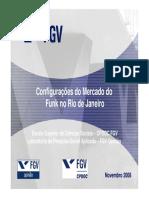 Configurações do mercado do funk no Rio de Janeiro - FGV Opinião