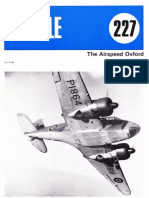 Aircraft Profile No 227 the Airspeed Oxford