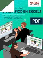 Cómo crear un gráfico en Excel - eClass Academy