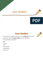 caso genitivo.odp