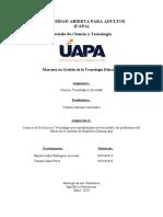 Avances de la Ciencia y Tecnología que transformarán a la sociedad y las profesiones del futuro en el contexto de República Dominicana.docx